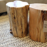 drum side table the perfect great log stump end diy wood top dining base legs for furniture parsons nightstand small plastic outdoor matching coffee and tables bedroom accent cool 150x150