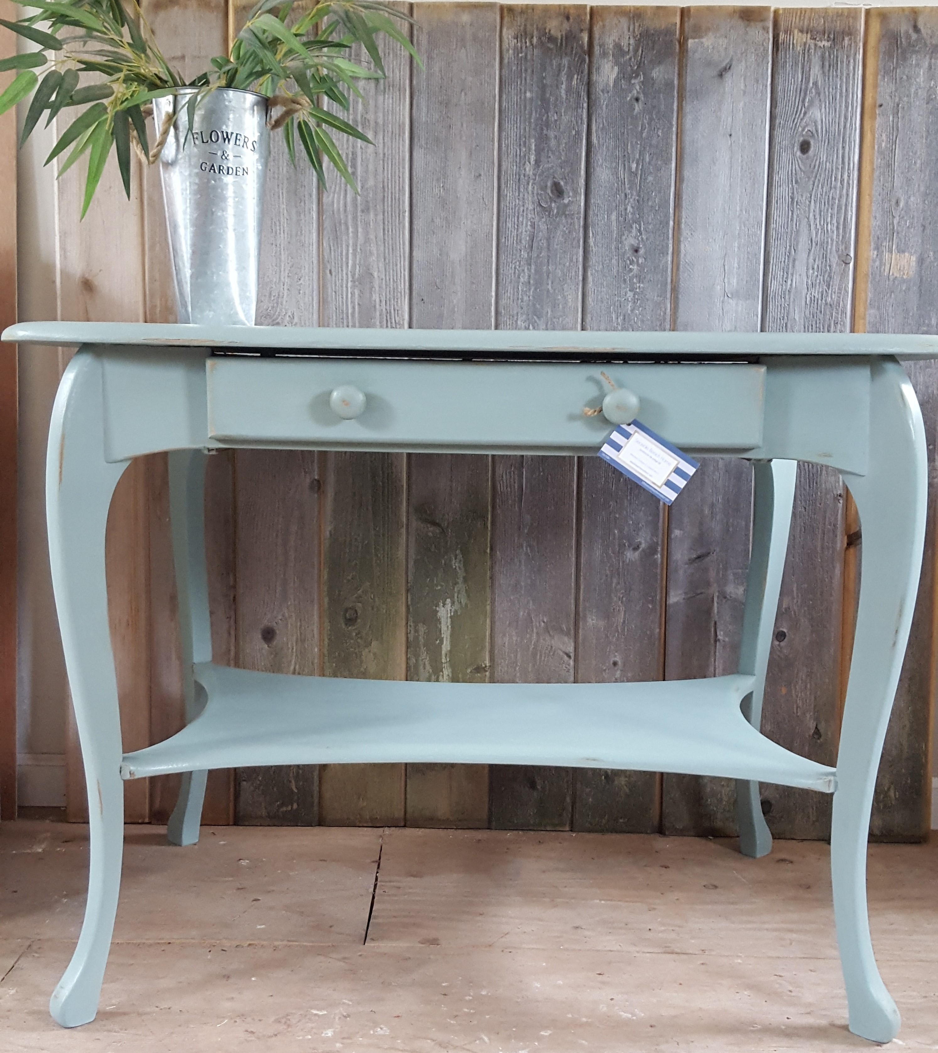duck egg blue accent table furniture for the cottage life cut teal small designer coffee tables resin wicker ikea storage square lucite target lounge chairs white curtains