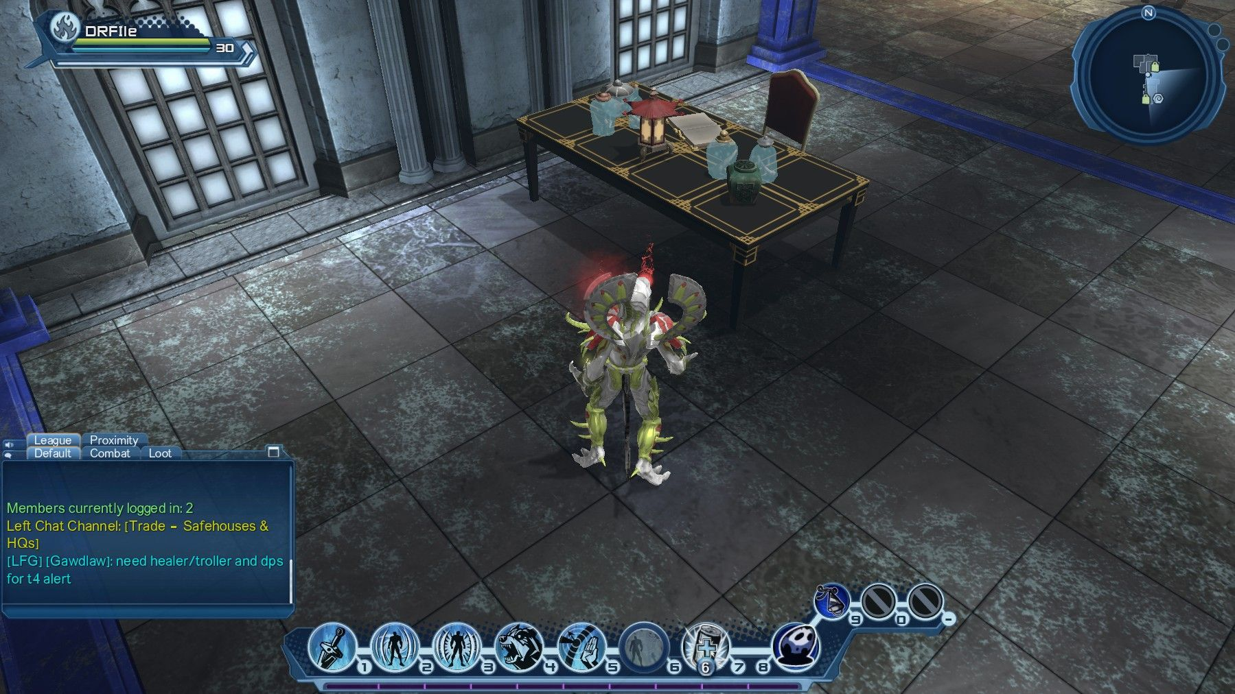 dynasty apothecary table universe fansite dcuo furniture dcgame occult accent location thumbnail middle size clear plexiglass coffee shaped executive desk grey and end tables