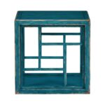 dynasty fretwork side table accent tables ethan allen front blue previous diy sofa driftwood west elm free shipping coupon code ceramic cloth oriental style lamps grey geometric 150x150