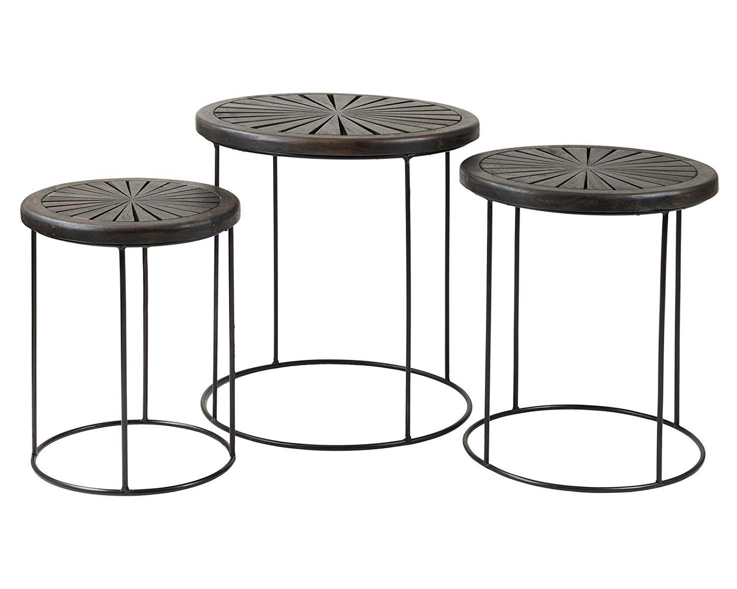east main bartlett brown round mango wood accent table nesting kitchen dining white dresser marble box coffee gold metal and glass cute lamps for bedroom seater covers outdoor
