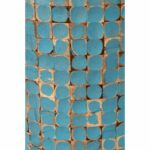 east main brillion blue round coconut shell accent table mains free shipping today ocean decor wall tables for hallways modern quilted runner patterns green marble coffee cherry 150x150