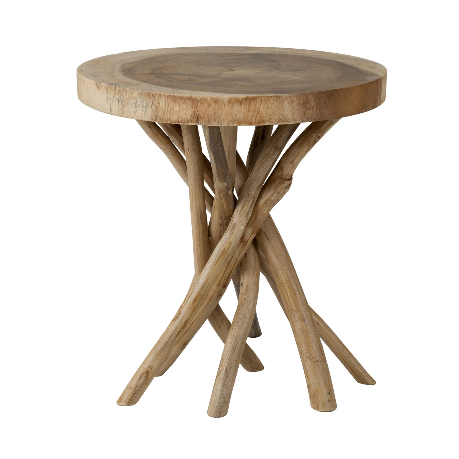 east main merrill brown round teakwood accent table mains teak wood free shipping today pier furniture clearance cute side tables black contemporary lamps cloth tablecloths marble