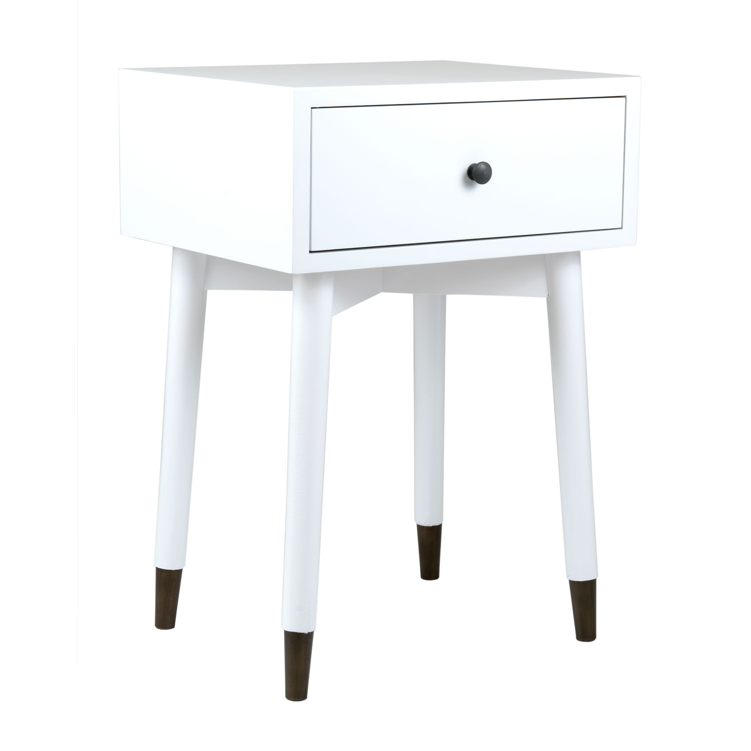 east main weeks white acacia wood square accent table hover zoom coffee calgary popular tables dark end with storage big umbrellas for shade penny furniture rectangular patio