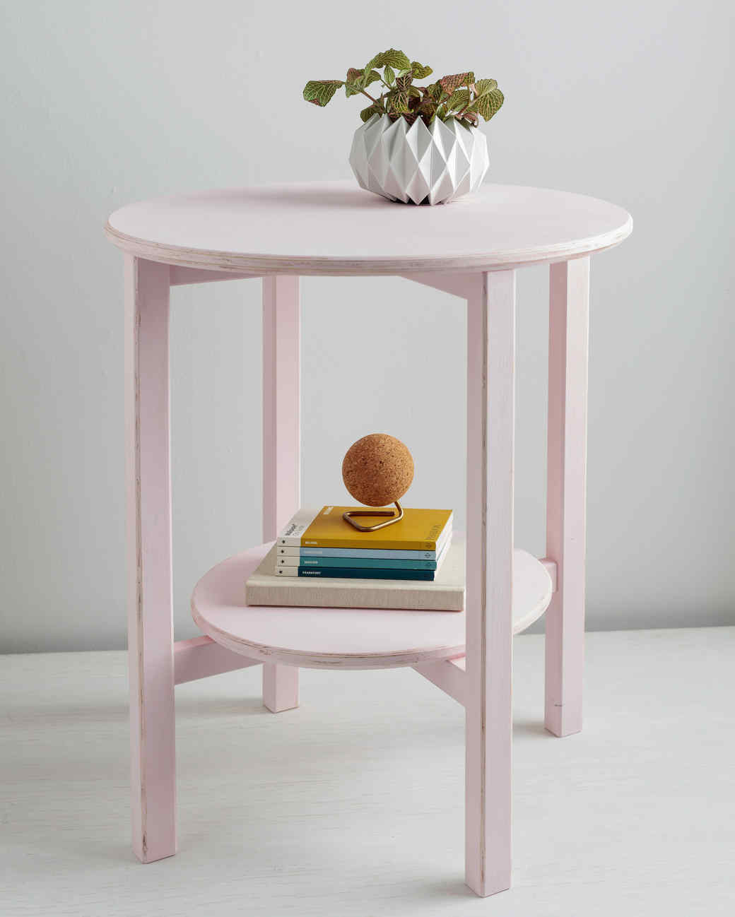easy elegant ways paint any piece furniture martha stewart sidetable vert better homes and gardens accent table multiple colors ikea small glass antique armoire solid wood end