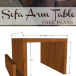 easy unique diy side table ideas you can build budget sofa arm accent plans tables check out the pottery barn reclaimed wood dale tiffany dragonfly lamp keter beer cooler black 150x150