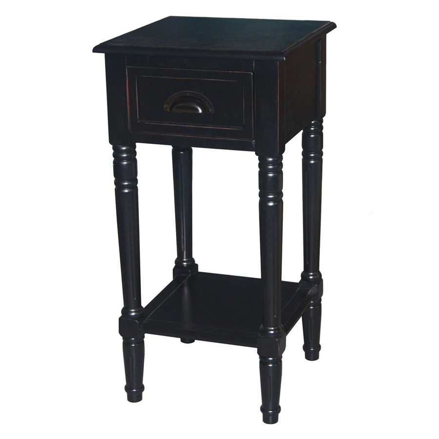 ebony composite casual end table eryn accent gold coffee tray moon chair target wrought iron side with glass top windham one door cabinet room essentials ashley furniture sofa