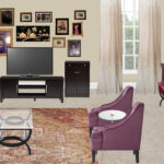 eclectic glam traditional living room design havenly interior phphowjmu glass lorelei accent table final black gold coffee astoria piece chair and set brown end tables furniture 150x150