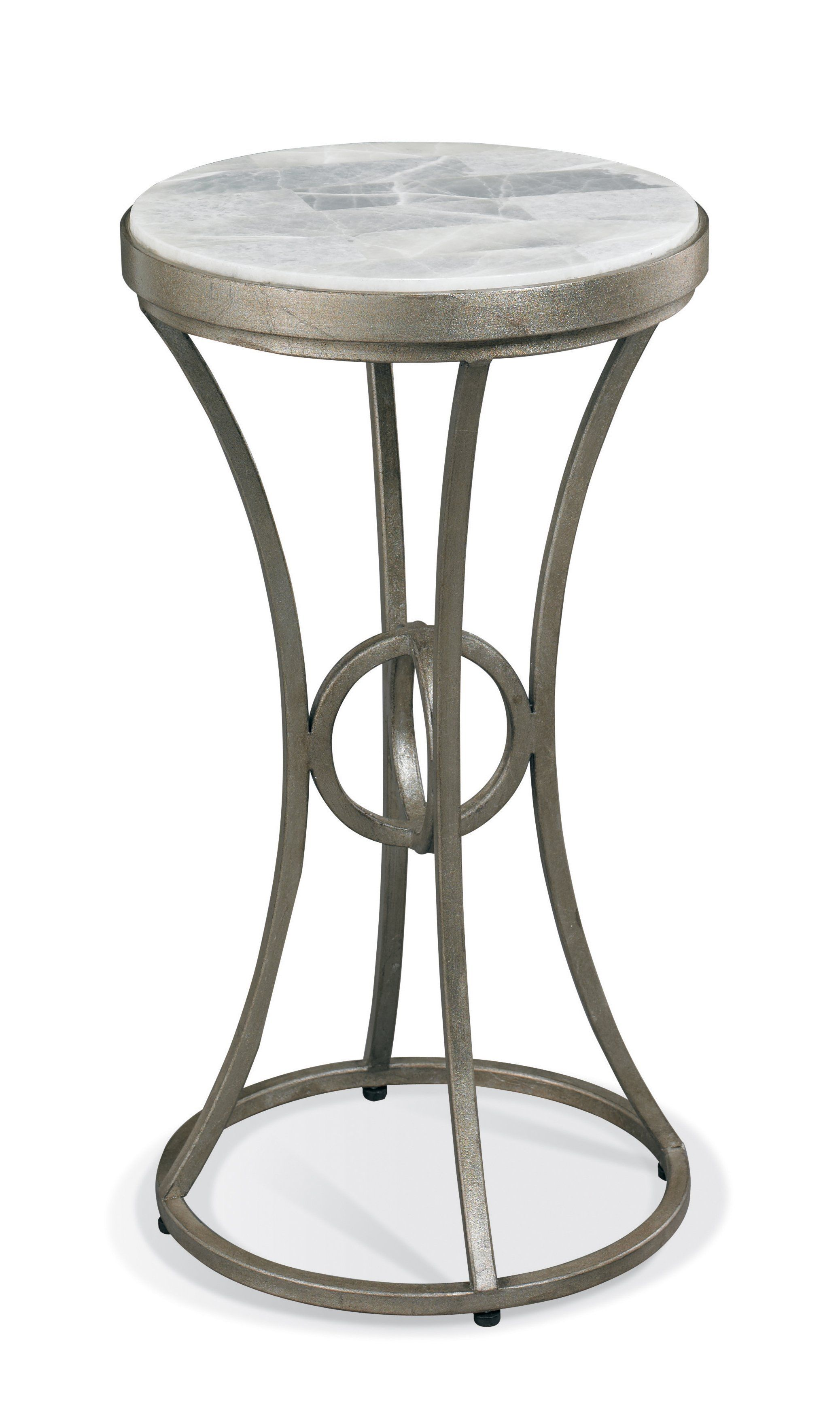 eclipse spot table products round gray accent uttermost laton mirrored marble with chairs antique white square coffee small nightstand lamps bedroom mirrors trestle pine knotty