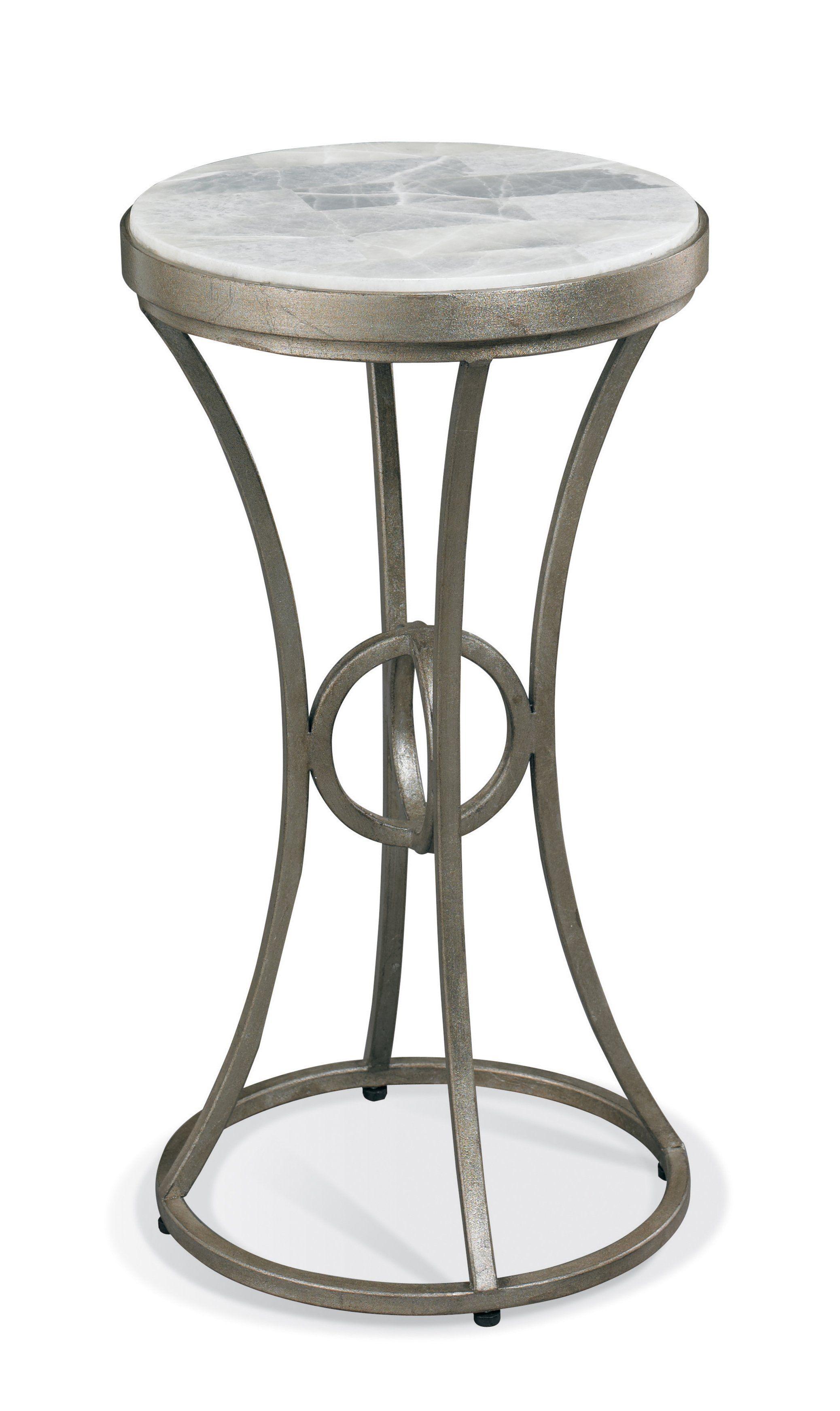 Gray Round Accent Table Grottepastenaecollepardo