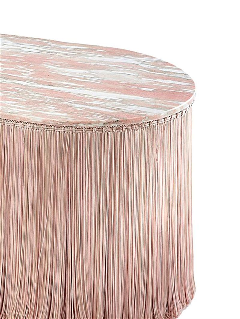 editions medium new tripolino accent table pink lefame decor marble square patio umbrella decorative storage cabinets end tables round glass top pottery barn dining bench drum