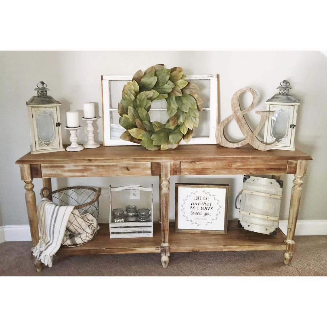 editorial worthy entry table ideas designed with every style farmhouse accent decor sofa and end tables mirror coffee bathroom tubs garden chair covers round west elm industrial