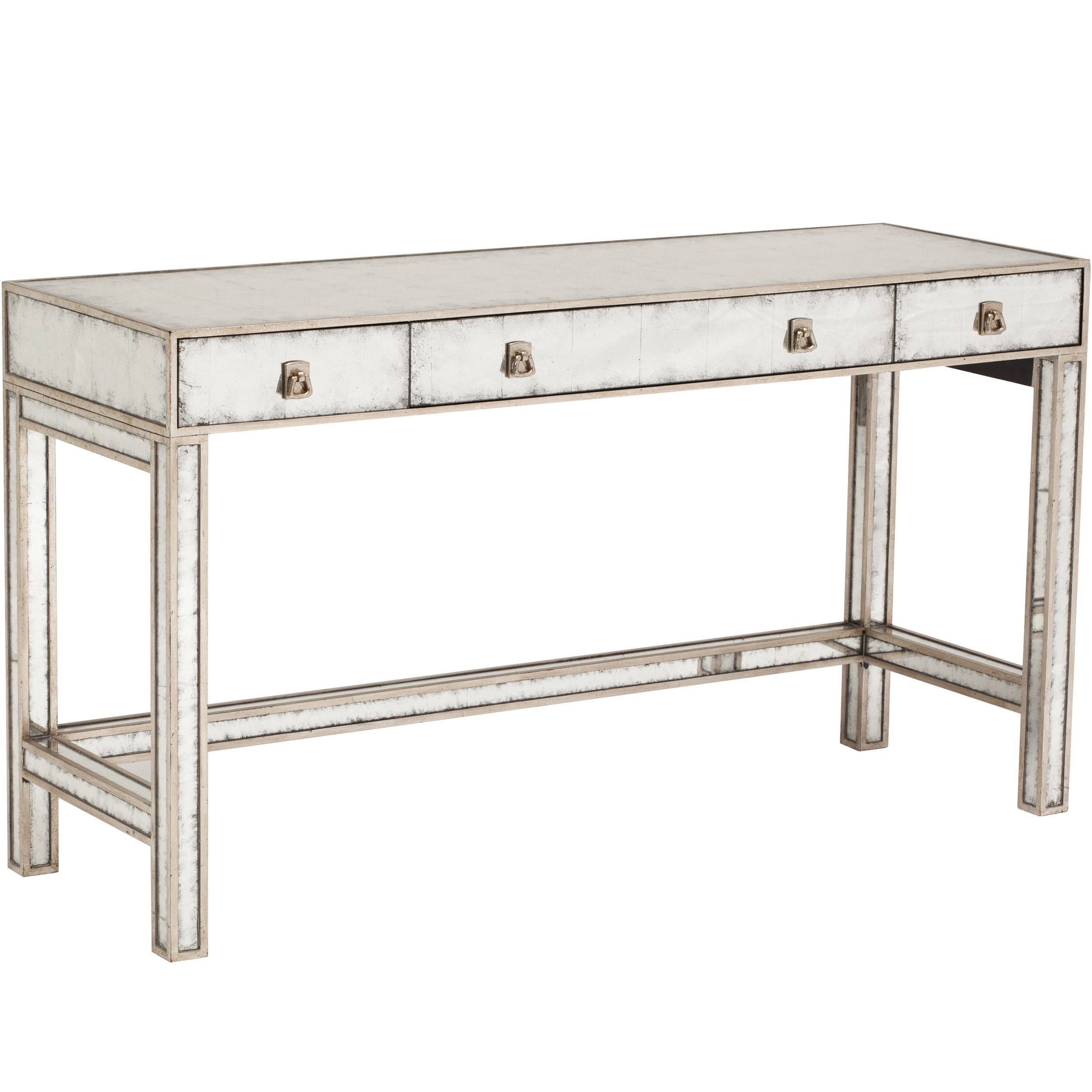eglomise mirrored vanity table console tables accent furniture modern brass lamp pedestal nite stands ott coffee small designs wood chromebook tray pottery barn mercury glass