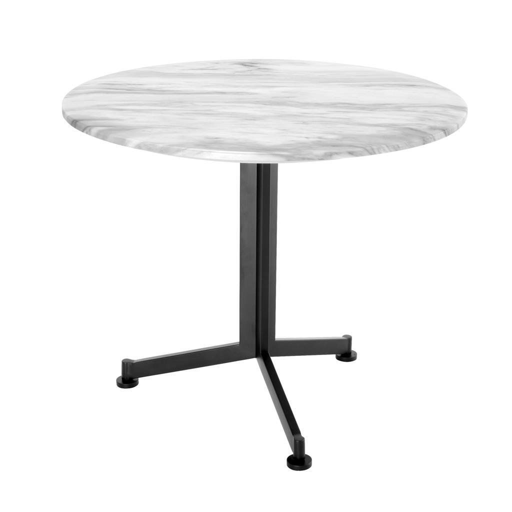 eichholtz marble side table vito garden outdoor white accent uttermost laton mirrored unique round coffee tables ethan allen dining room sets wide console tall nightstands inch