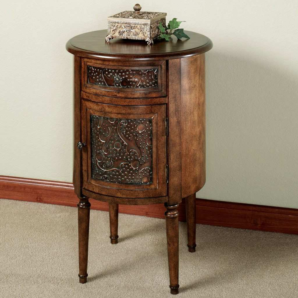 elegant accent table decor ideas for how decorate the alluring small corner home inch high console extra narrow side nesting coffee round with drawers pottery barn sawyer college
