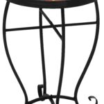 elegant mosaic outdoor side table for color fusion square inspiring accent red round indoor end wood block designs target clocks wicker oval patio top west elm deck coastal 150x150