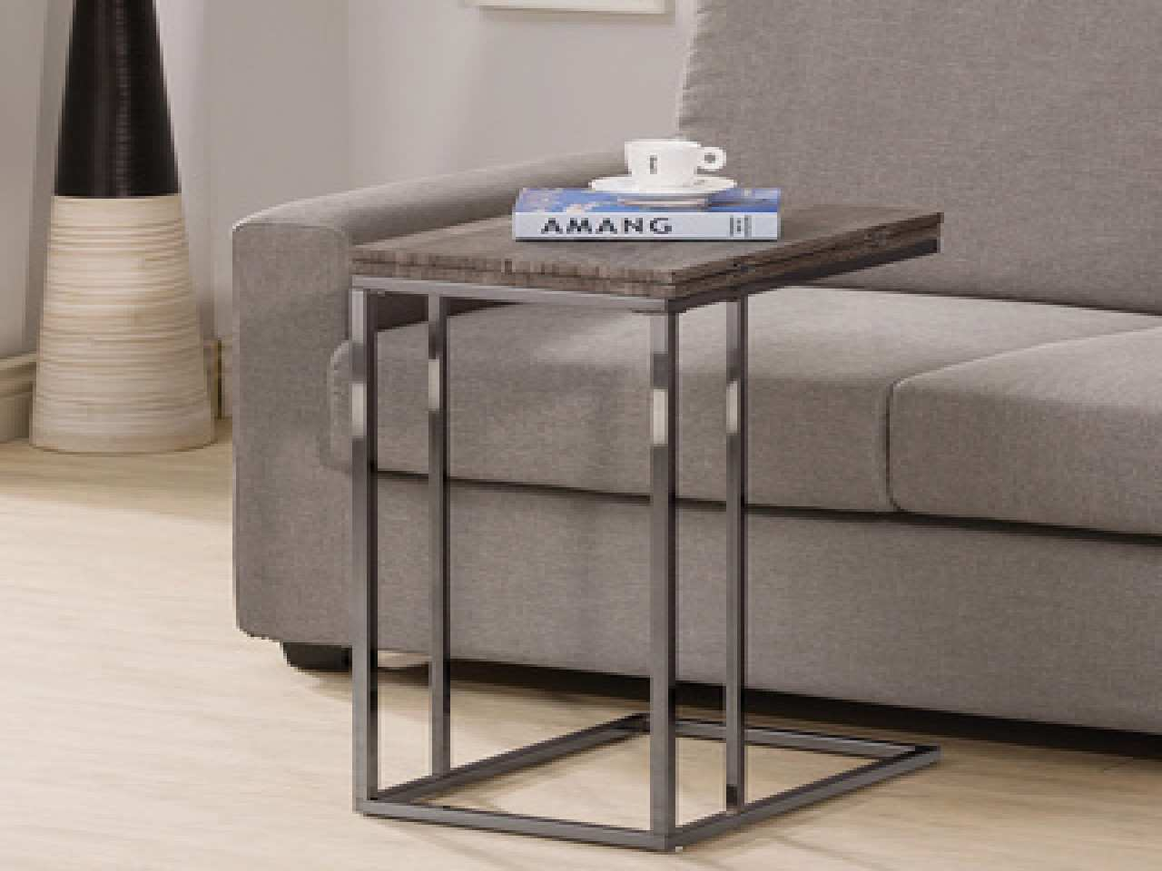 elegant side tables for small spaces nontraditional uses stunning tray expandable end table console dining accent white half moon corner cabinet glass ikea night wood cube bar