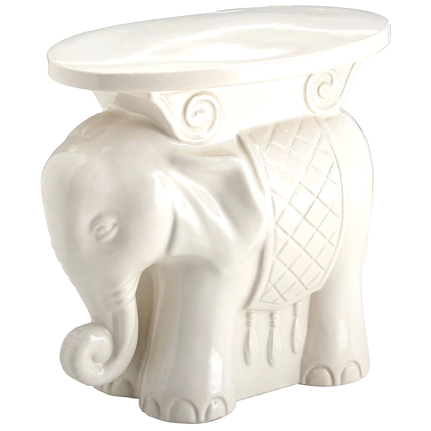 elephant tables pair carved hardwood style with vibe for accent loading table teal painted wood skinny couch inch round decorator bedside lights outdoor battery lamps folding end