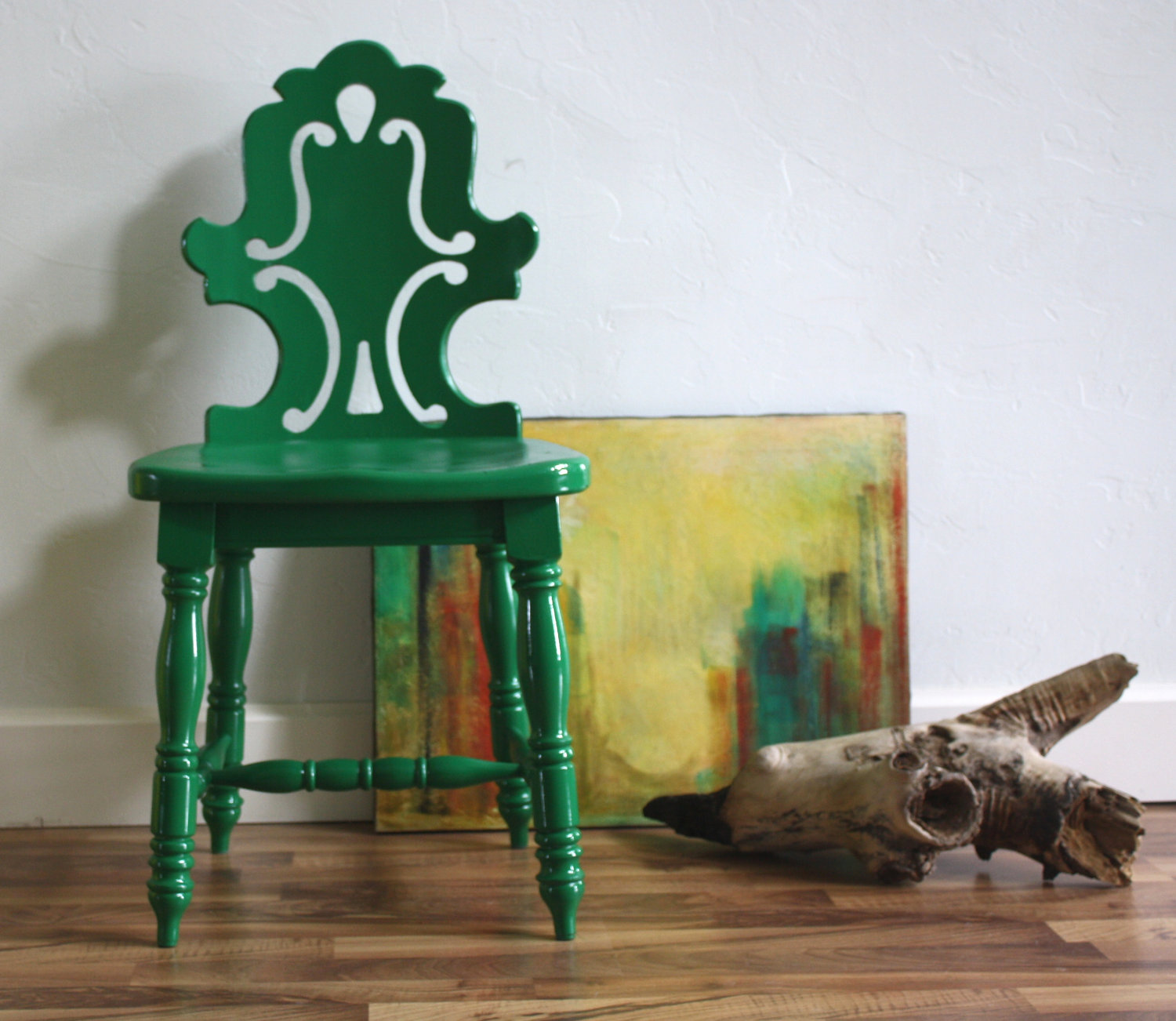 emerald green accent chair intended for house living room vintage theturquoiseiris etsy table lamps with usb and west elm rocking computer desk furniture white top end umbrella