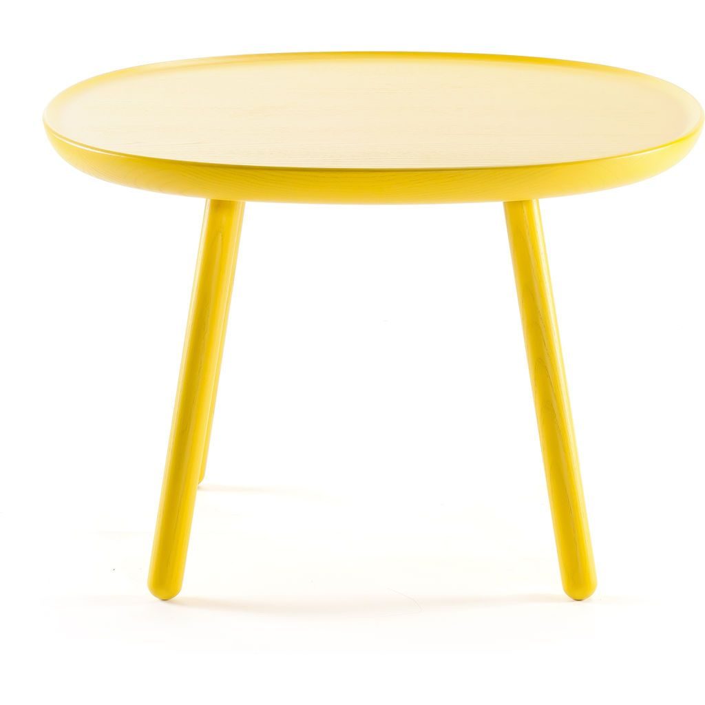 emko naive square side table yellow sportique outdoor accent mcguire furniture metal patio tables narrow console with shelves art deco lamps target desks and chairs sauder harbor