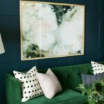 enchanting emerald green living room chairs pale color rug rugs couch walls sage lime mint velvet decor setup white hunter ideas for grey olive curtains blue colors accent seafoam 150x150