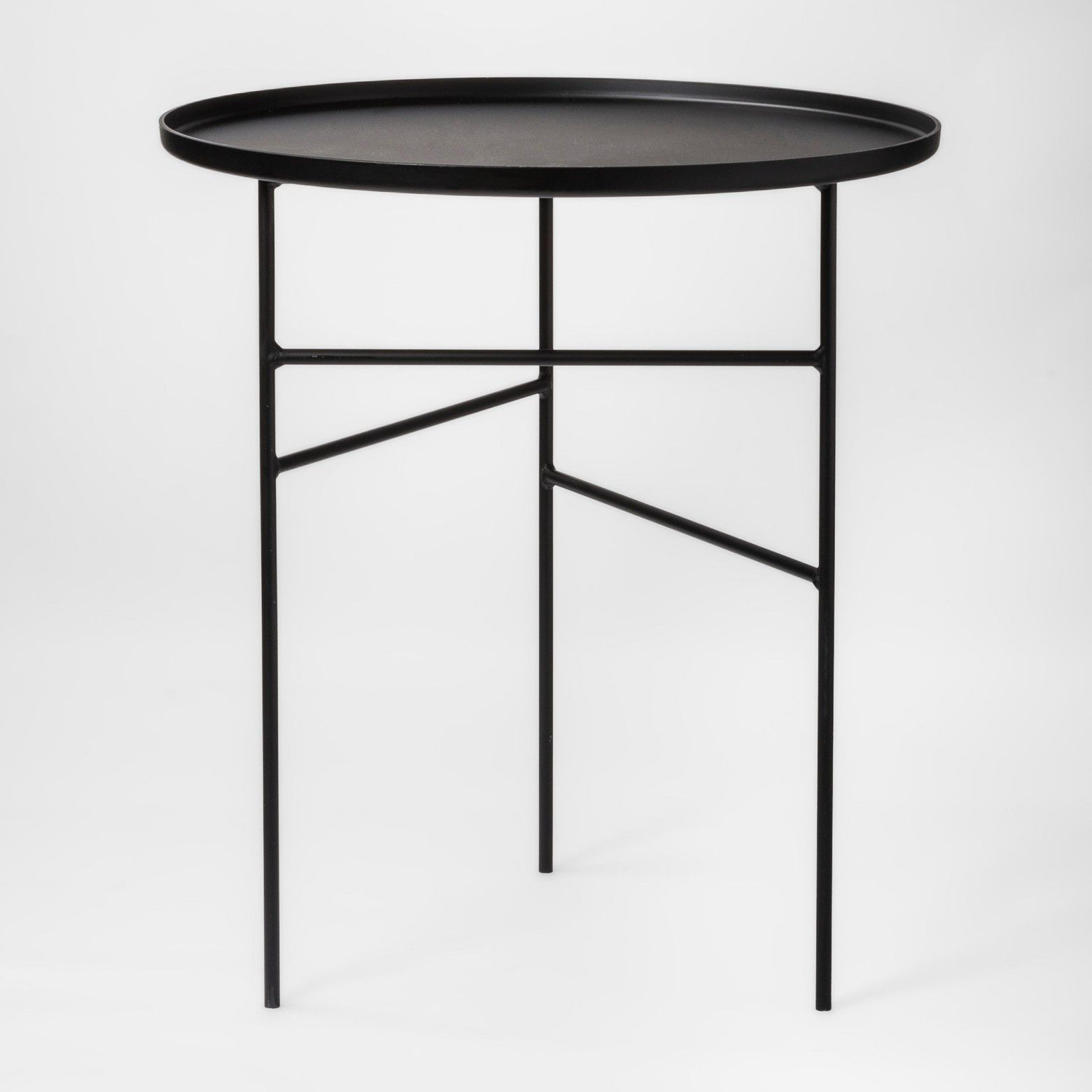 enchanting round black metal accent table outdoor small antique classic white pedestal end garden distressed patio and dining half side full size rattan drum room essentials