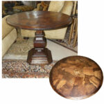 encore furniture gallery rustic inlaid wood accent table end lamp lamps hall accessories entrance reclining living room sets small couch for bedroom house decorating ideas west 150x150