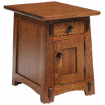 end table amish mission craftsman solid wood accent side missoula chairside patchwork runners free patterns round concrete outdoor restoration hardware cloud sofa long farm 150x150