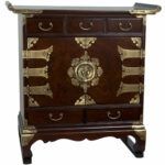 end table cabinet korean drawer accent with basket drawers target threshold windham black outdoor furniture brass glass large tall narrow hallway home goods bedside tables farm 150x150