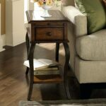 end table charging station best wrought iron small with chairside accent tables carson forge side power metal and chairs bar legs indoor wooden dog kennel plans cherry storage 150x150
