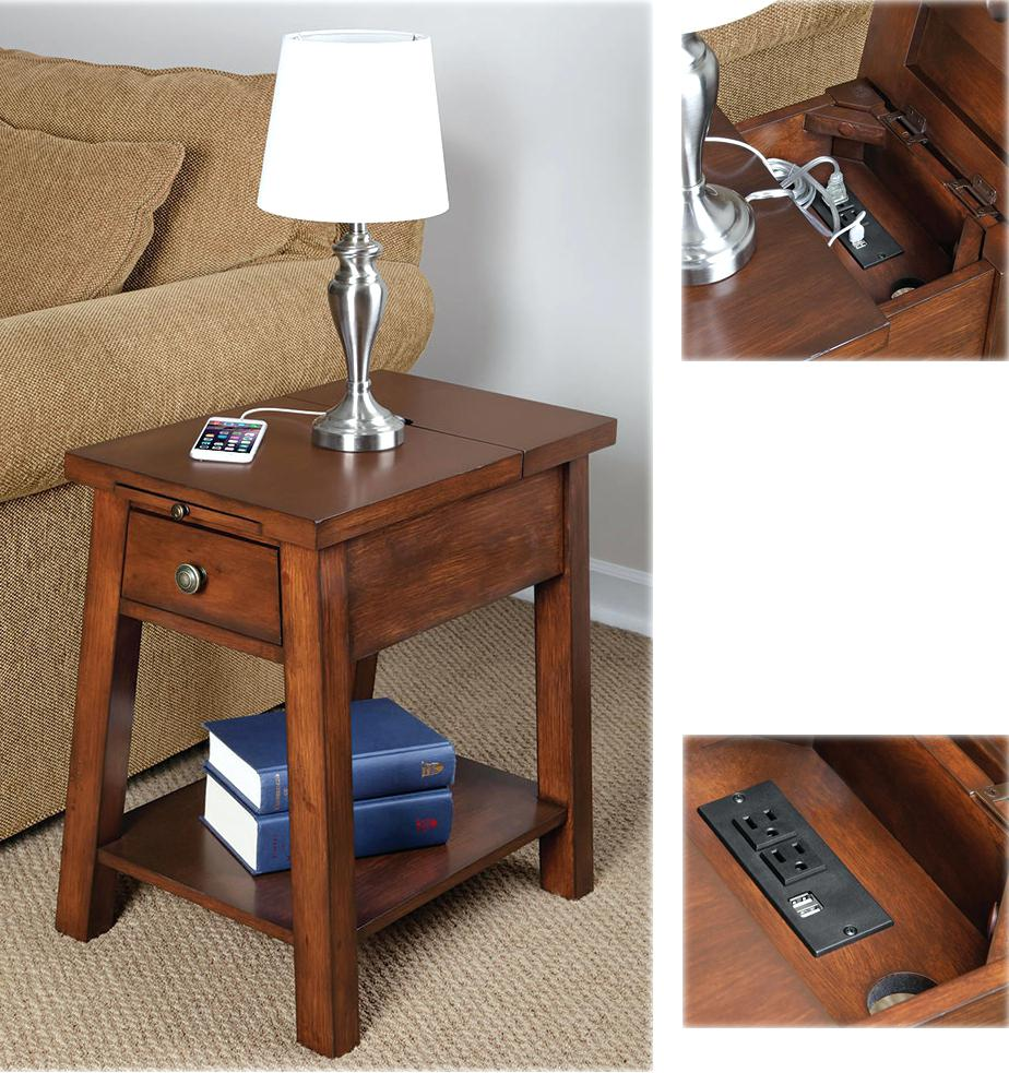 end table design tables with coffee electrical library built broyhill usb cool accent mid century two tier mirror night wooden couch small wine refrigerator sears treadmill hidden