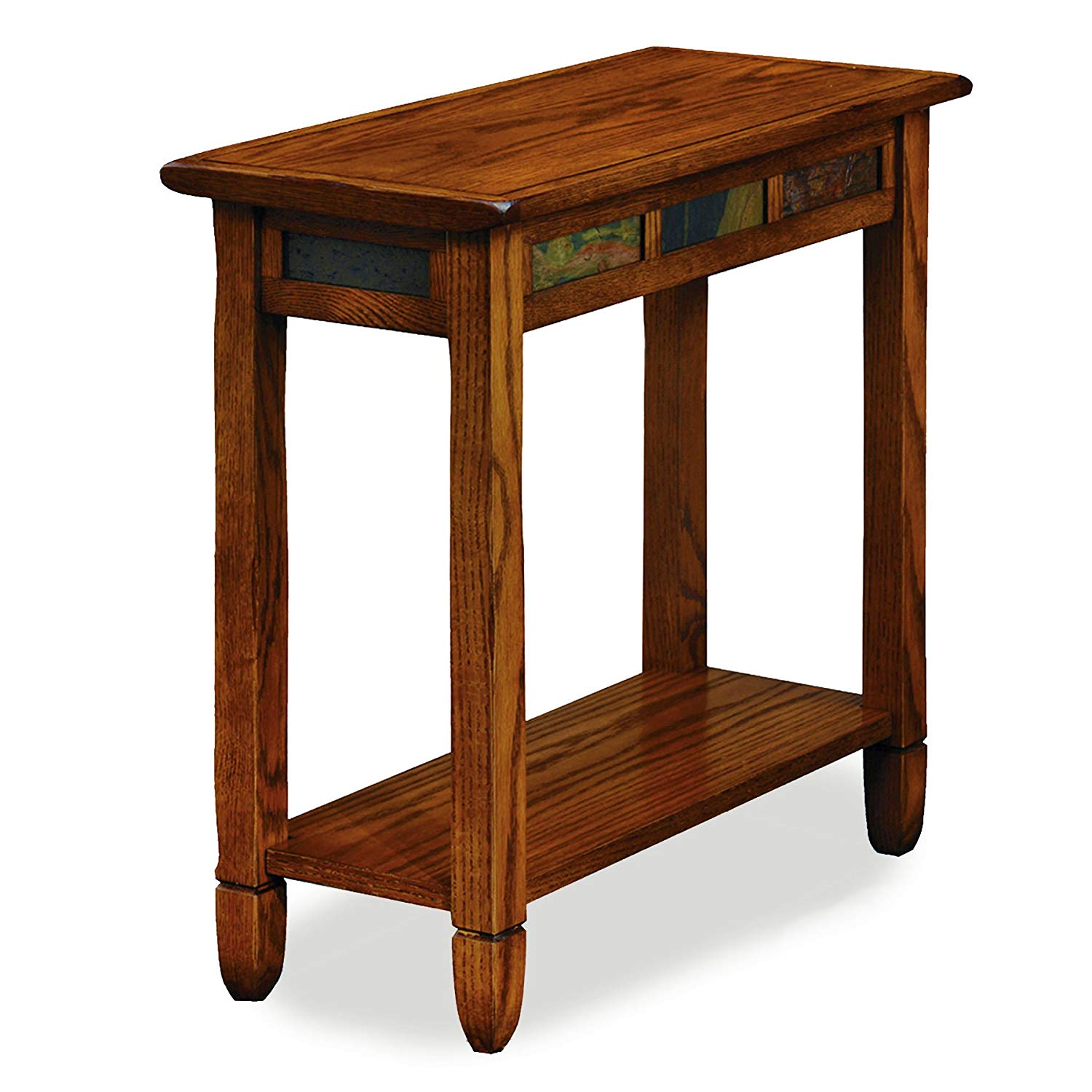 end table narrow side ikea small accent tables coffee power cord types furniture log stump edmonton ethan allen upholstered chairs and bar stools board game leather lounge chair