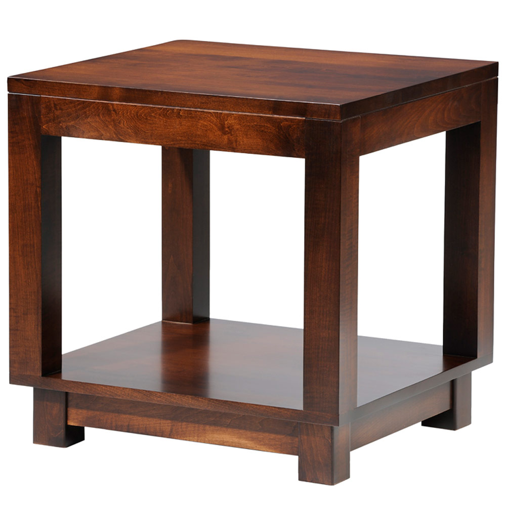 end table side corner accent occasional oak without drawer crystal base lamp cabin furniture white leather trunk coffee tray clear plastic tablecloth yellow and gray chair outdoor