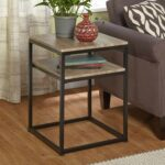 end table tables for your lovely home ikea square gunmetal rustic metal world market side accent wood furniture grey wingback chair country decorating ideas pool bunnings kmart 150x150