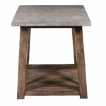 end table with stone top ayers storage wood slab accent pier one dining furniture round outdoor sofa tray low contemporary coffee tables linen cloth ethan allen console ikea ideas 150x150