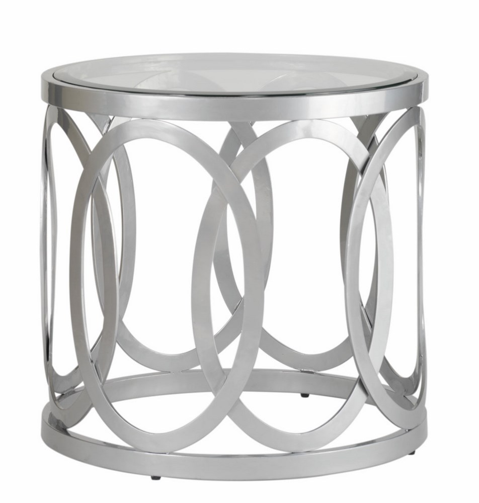 end tables and silver table tures kalvez accent round patio lounge furniture target small space console floor transitions square white coffee garden black desk behind couch