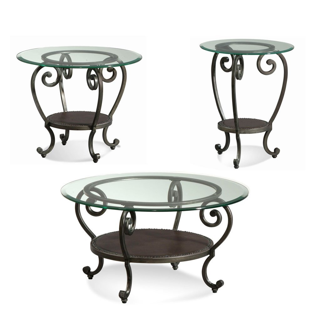 end tables black wrought iron stainless steel table base glass and willtofly accent silver sofa coffee suppliers bedside patio console small top side oval vintage wood sets full