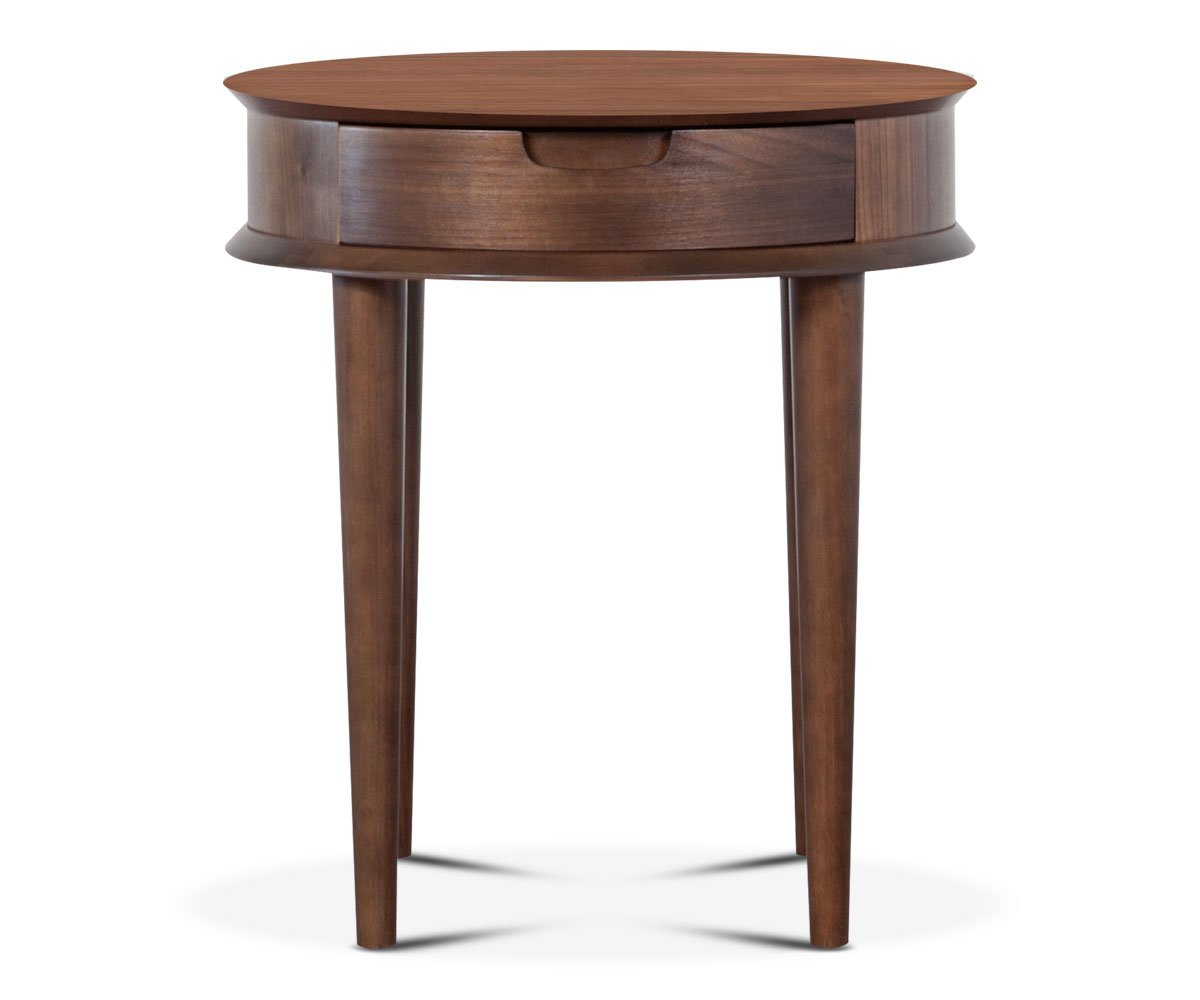 end tables dania furniture mirrored glass accent table with drawer small wooden cream side coffee and west elm industrial console art deco lamp red home decor accents storage