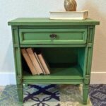 end tables designs green ked and painted she said with regard rustic table guest post country chic paint blog pertaining plan target hafley accent dining room sets vintage sofa 150x150