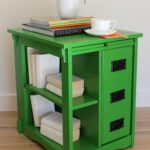 end tables designs green ked and painted she said with regard vote for fabulous kate spade inspired table diy regarding target hafley accent house decoration things dining room 150x150