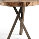end tables side tea arhaus product largestandard distressed round accent table light shower head homesense dining chairs glass top patio screw legs hardware small low hampton bay 150x150