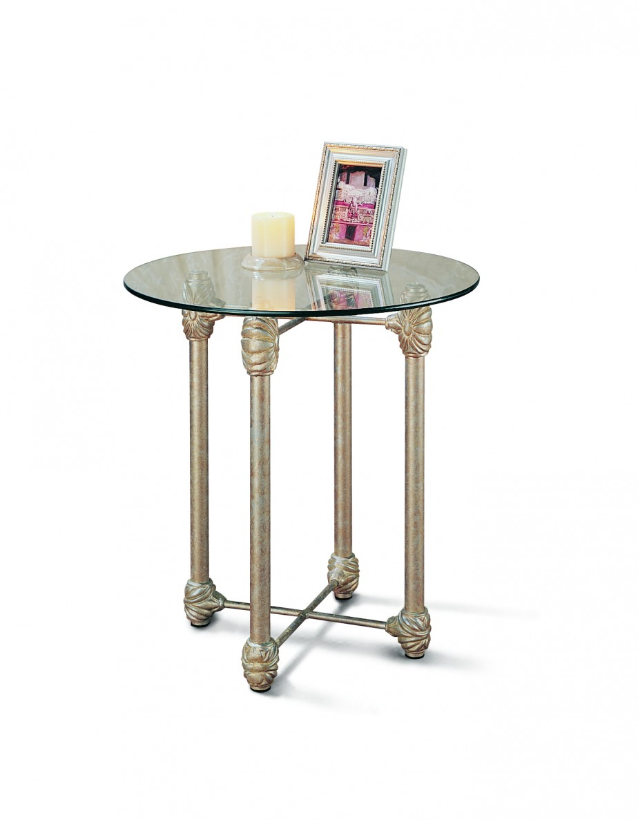 end tables simple elegance wood base with round glass tops top metal table coffee and side accent furniture tall living room patio dining sets small white legs black gold all