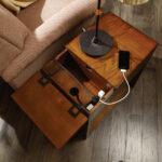 end tables table with charging station renowned portable hidden chargings should standard all chair side enticing tures design wireless furniture round storage large book coffee 150x150
