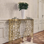 entryway accent table attractive brilliant with fabulous contemporary for foyer trgn pertaining patio umbrellas pottery barn metal side narrow wall threshold between carpet and 150x150