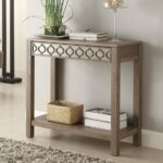entryway console table narrow accent inch sofa deep decorating hallway end and side tables with storage foyer entrance west elm couch farm door outdoor patio chairs bench office 150x150