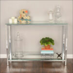 entryway foyer accent table best connect with blog ideas for glass shelf contemporary console silver chrome chest coffee mirror side cabinet wood and metal end diy bar lamp small 150x150