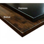 espresso end table architecture dark esspresso round coffee wal and butcherblock beechwood top with ship butcher block beech wood lamp sets modern side drawer quick tall accent 150x150