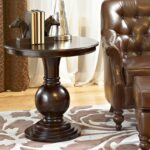 espresso round accent table from frog redo garden furniture with umbrella narrow couch room decoration items marble top breakfast outdoor patio lights tiffany tulip lamp mosaic 150x150