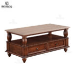 espresso table suppliers and manufacturers boseng solid french country style wood coffee winsome beechwood end accent footstool martin bookcase bunnings cushions with lamp 150x150