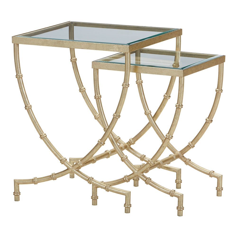 ethan allen kala nesting accent tables kitchen dining ballan table fire pit cover west elm brass lamp target wood and metal media console round legs flannel backed vinyl